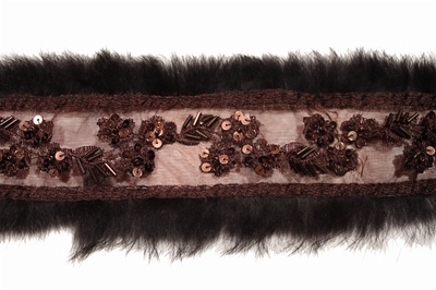 "FUR-FUR-103.  4.0""-wide Fur Trim"