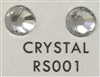 Premium Hot Fix Rhinestone - Clear Crystal