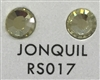 Flat Back / No-Glue Loose Crystal Rhinestone - Jonquil