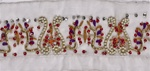 "LNS-EMB-107.  4.0""-wide Indian Handmade Embroidery"