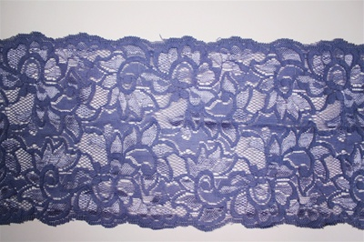 "LST-REG-609-LAVENDER.  6.0""-wide Stretch Lace"